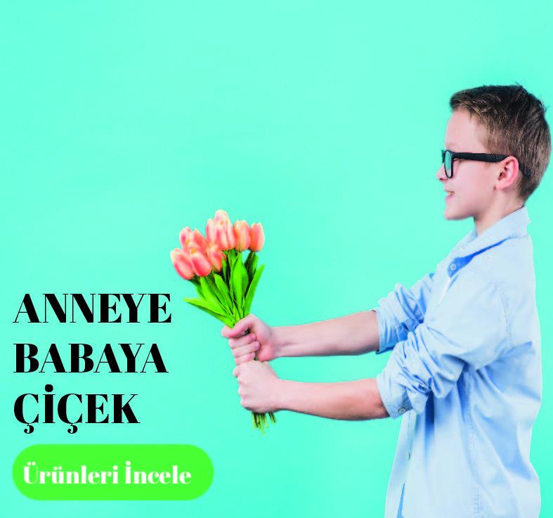 Anneler Günü Çiçeği ve Babalar Günü Çiçeği